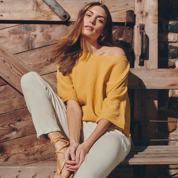Hochwertige Italienische & Skandinavische Mode für Frauen| Laufsteg Strausberg